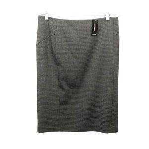 NWT Express designer Studio Straight Skirt M